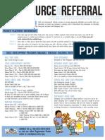 CDC-Resource Refferal 2012 New Location-FINAL