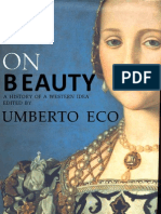 Umberto Eco History of Beauty