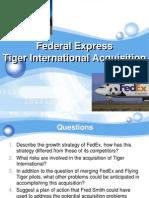 Fedex Tiger