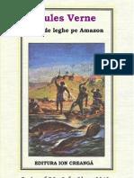 27.Jules Verne - 800 de Leghe Pe Amazon 1981