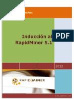 Tutorial de Inducción al RapidMiner