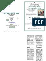 Tone _7_ Varys-grave - 23 Sept - 16 AP - 1 Luke - John Baptist Conception