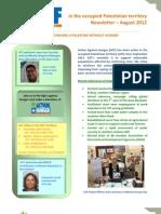 ACF Newsletter OPT August 2012