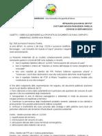 PGT - Osservazione GENERALE - Con Bernareggio