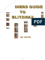 Beginners Guide to Blitz Max 10