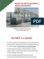 FMCT Status Pellaud