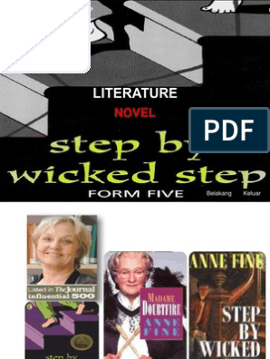 Novel Form 5_step by Wicked Step | Narration | Plot (Narrative)