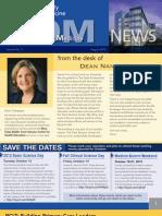 Duke University School of Medicine Newsletter - August 2012