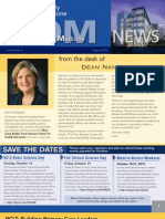 Duke University School of Medicine Newsletter - August 2012