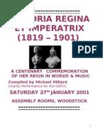 Victoria Regina et Imperatrix
