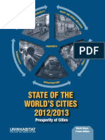 State of World's Cities 2012/2013