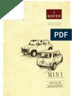 [MINI] ROVER - Manual de Reparacion