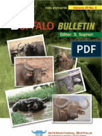 Buffalo Bulletin Vol 30 No 3 Sep 2011