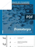 cuaderno15 Dramaturgia