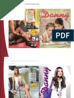 Retoque Digital  DIANA PARDO Catalogo Danny Moda