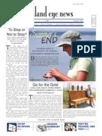 Island Eye News - August 31, 2012