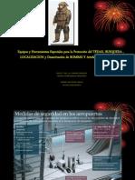 9.-Equipos de Deteccion y Desactivacion de Bombas