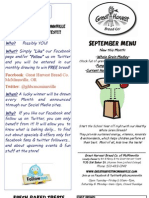 McMinnville Sep 12 Menu Flier