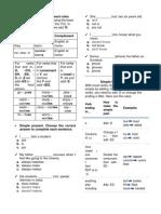 Taller Estudio Bimestral Tercer Periodo A1A2