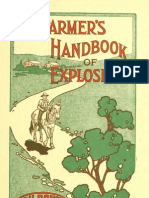 The Farmers Handbook of Explosives USA 1911