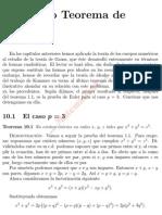 El ´ Ultimo Teorema de FERMAT