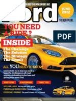 iNexxus - Ford, Smashing Old Ideas with Innovative New Concepts, JULY 2012
