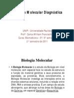 Aula 1- Células e estrutura do DNA [Modo de Compatibilidade]