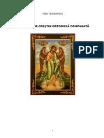 ANGELOLOGIE CREŞTIN  ORTODOXĂ COMPARATĂ