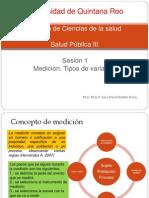 Salud Publica III Sesion 1