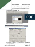 Ejercicio1_Crear Un Recipiente Horizontal de Cabezales Tipo Flat