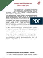 Manual Anclas en Pnl