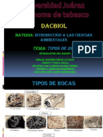 Rocas Introduccion