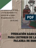 Villalobos, Carlos a - Formacion Para Lectores de La Palabra