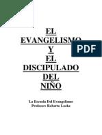 El Evangelismo y El Discipulado Del Nino Curso