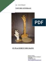 Posture générale et placements des mains