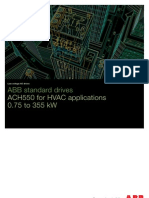 VFD ACH550