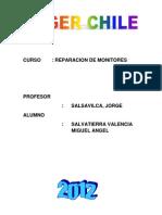 LOS MONITORES Miguel Salvatierra
