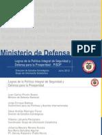 Logros Sector Defensa Colombia primer semestre