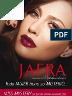 JaFra Oportunidades Septiembre 2012 | Toda Mujer tiene su Misterio...