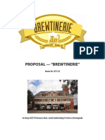 Brewtinerie Proposal