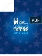 Plataforma Por Puerto Rico, ¡Fortuño 2012!