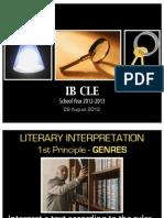 IB CLE Aug 29