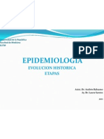 Epidemiologia y Situacion Epidemiologica