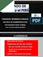 Clase Mercado de Divisas y El Peru