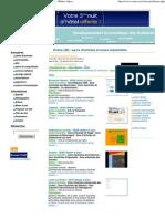 Annuaire régional Des Zones d'Activités