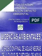 Emisario Submarino Busca Licencia