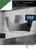 Apunte PUCV - Calculo Real y Vectorial en Varias Variables (Carlos Martinez)