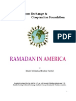 2012 CECF Ramadan Packet for Students_Host_Families_and_Coordinators