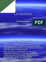 La Histeria
