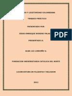 Taller Practico Jesús Moreno -  Derechos humanos
